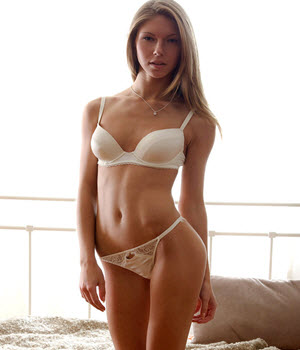 Foto sexy con la pornostar Krystal Boyd